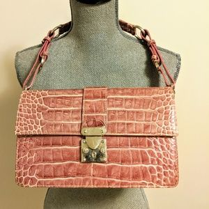 Perlina Leather Handmade in Italy Bag